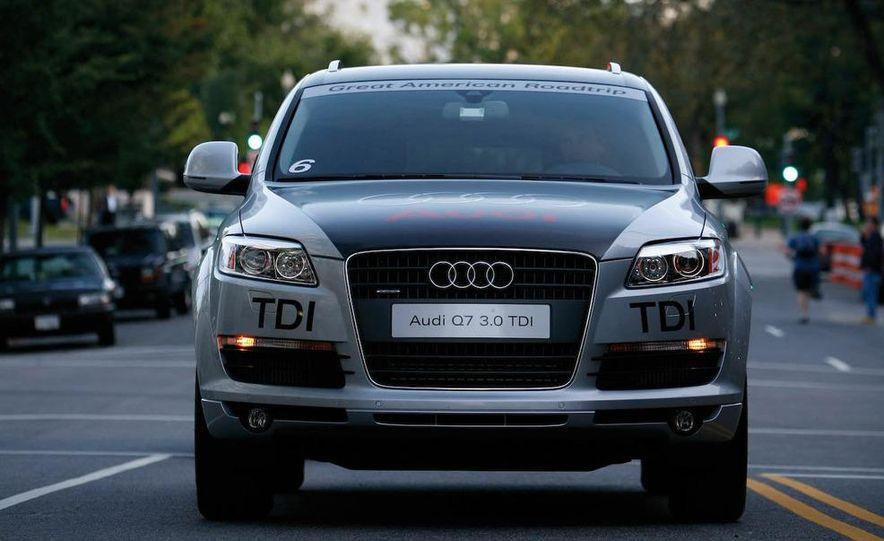 2009 Audi Q7 3.0 TDI - Slide 1