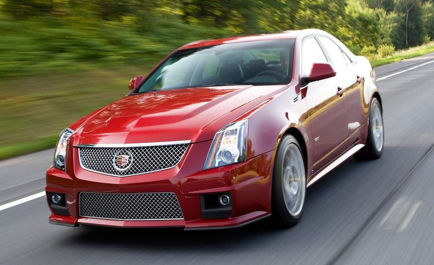 Cadillac CTS Coupe concept - Slide 24