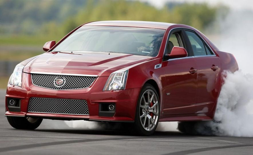 Cadillac CTS Coupe concept - Slide 25