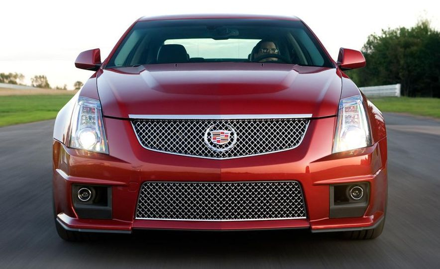 Cadillac CTS Coupe concept - Slide 26