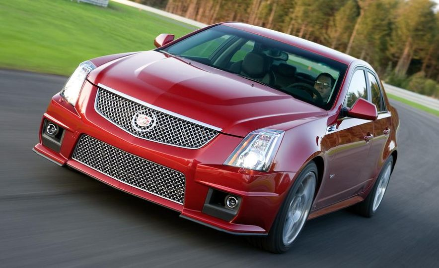 Cadillac CTS Coupe concept - Slide 27