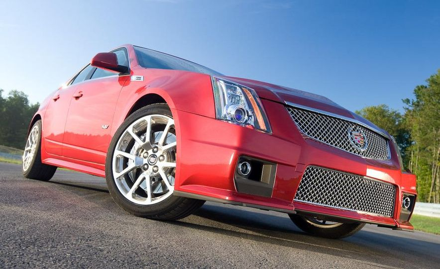 Cadillac CTS Coupe concept - Slide 29