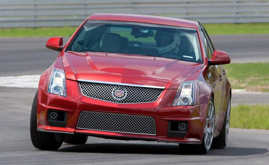 Cadillac CTS Coupe concept - Slide 30