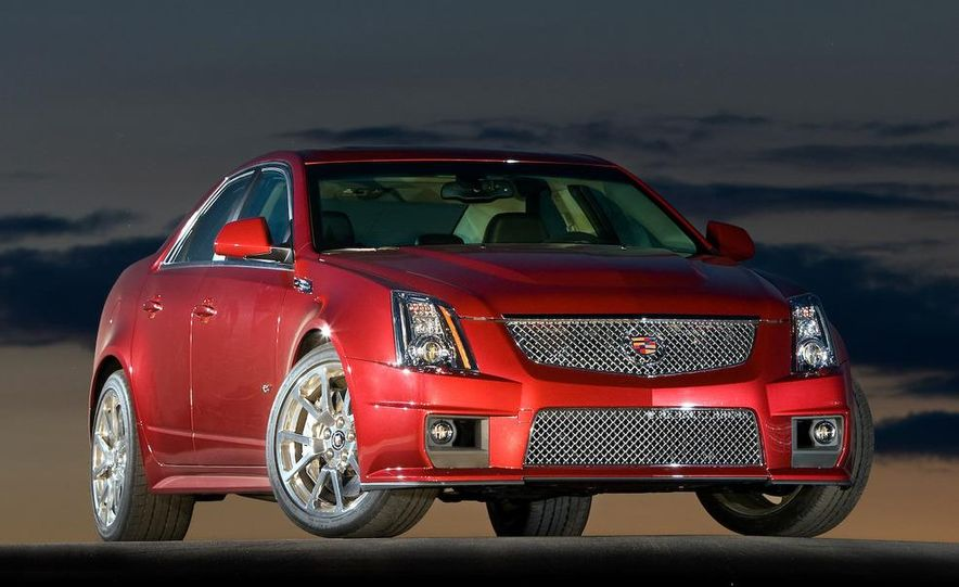 Cadillac CTS Coupe concept - Slide 31