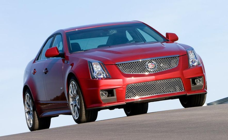 Cadillac CTS Coupe concept - Slide 32