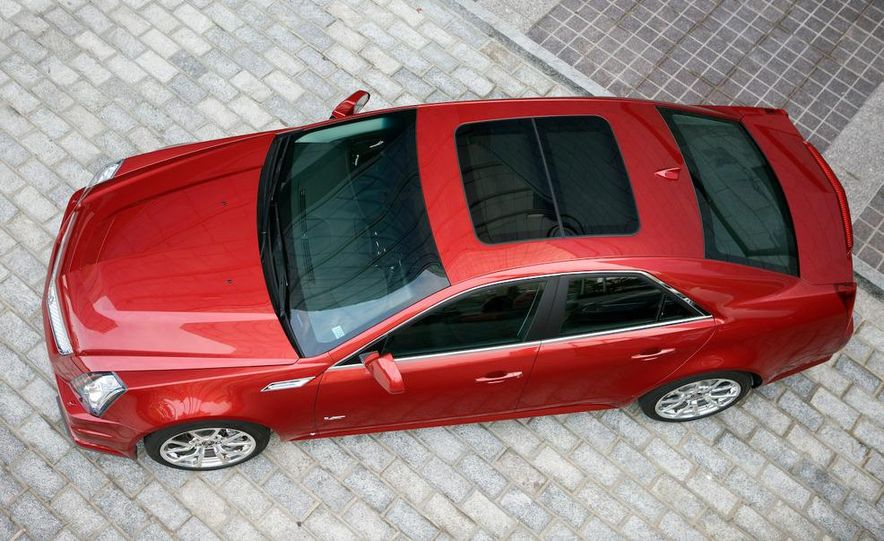 Cadillac CTS Coupe concept - Slide 33