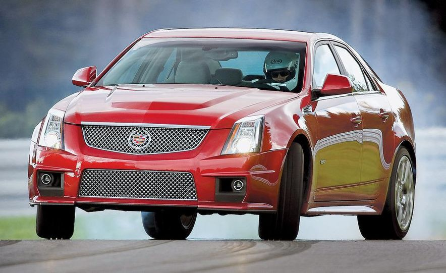 Cadillac CTS Coupe concept - Slide 39