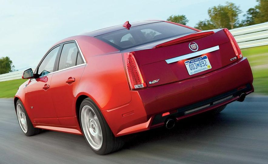 Cadillac CTS Coupe concept - Slide 41