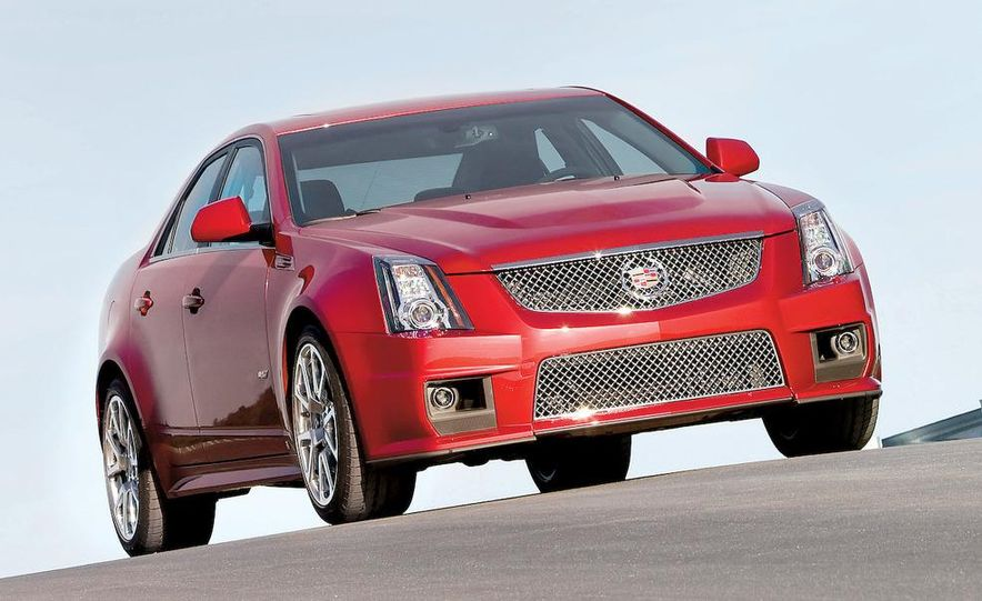 Cadillac CTS Coupe concept - Slide 42