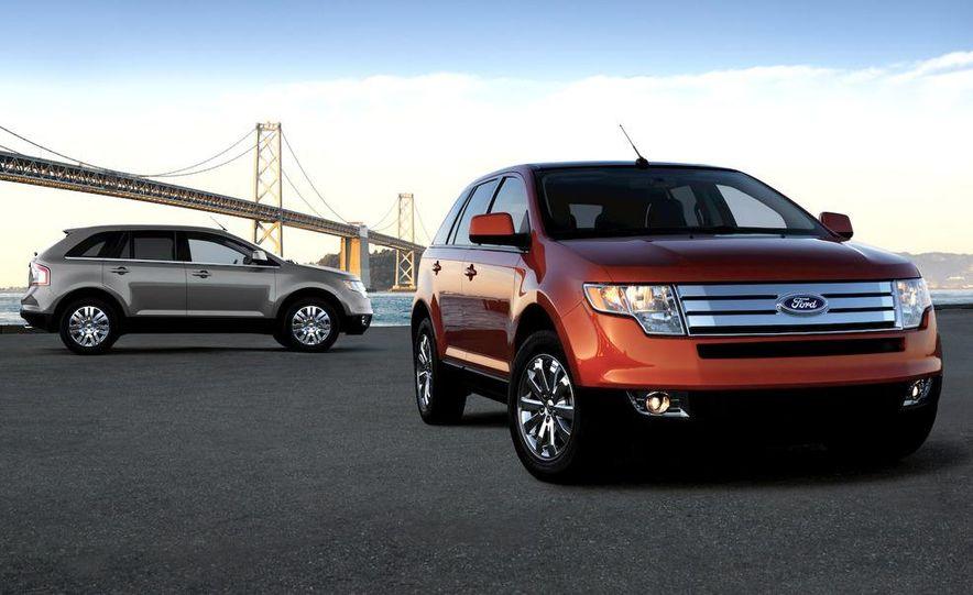 2009 Ford Edge Sport - Slide 27