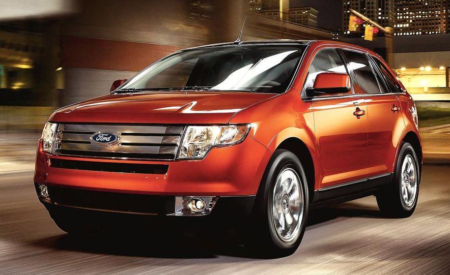 2009 Ford Edge Sport - Slide 13