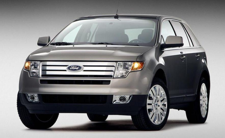 2009 Ford Edge Sport - Slide 22