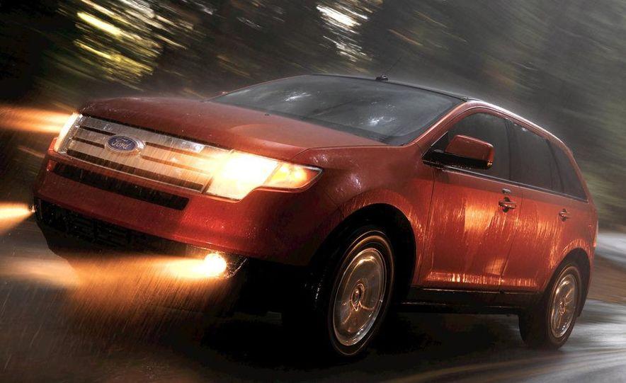 2009 Ford Edge Sport - Slide 17