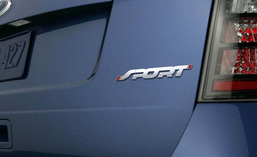 2009 Ford Edge Sport - Slide 9