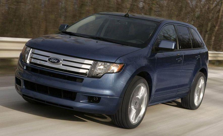 2009 Ford Edge Sport - Slide 4