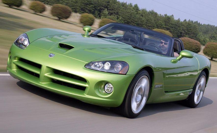 2008 Dodge Viper SRT10 convertible - Slide 1
