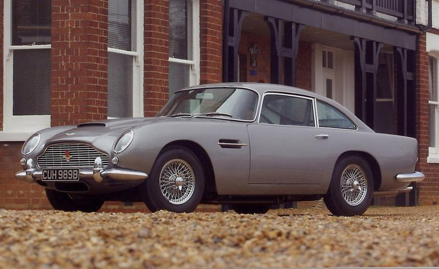 1964 Aston Martin DB5 - Slide 1