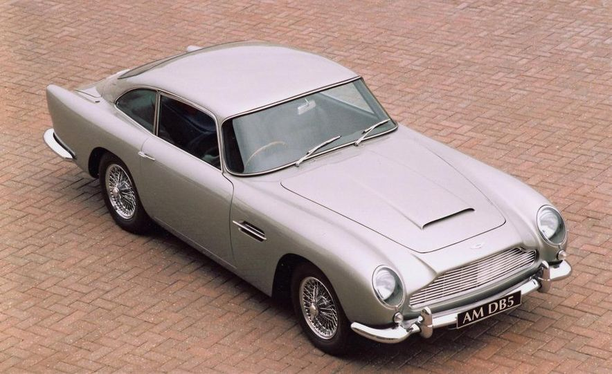 1964 Aston Martin DB5 - Slide 3