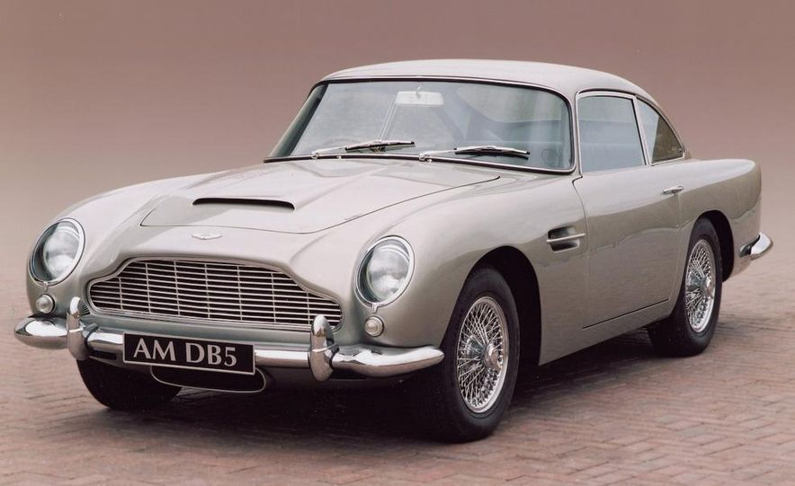 1964 Aston Martin DB5 - Slide 4