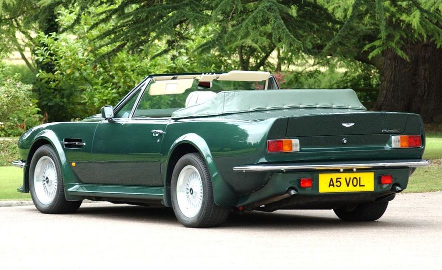1964 Aston Martin DB5 - Slide 20