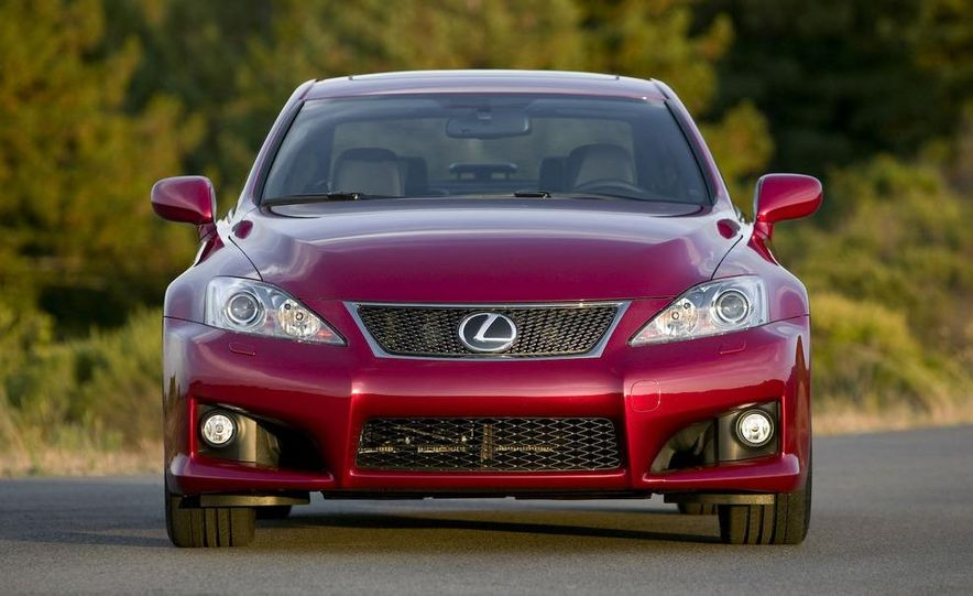 2009 Lexus IS F by 0-60 and 2009 Import Tuner TEIN Lexus IS F - Slide 12