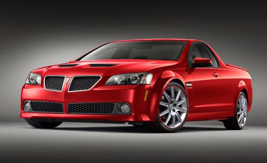 Pontiac G8 ST concept - Slide 1