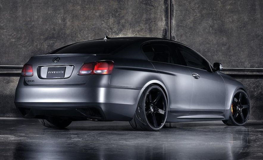 2009 Lexus Project GS by Five Axis - Slide 2