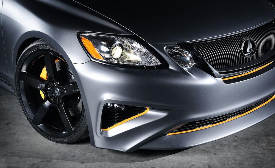 2009 Lexus Project GS by Five Axis - Slide 4
