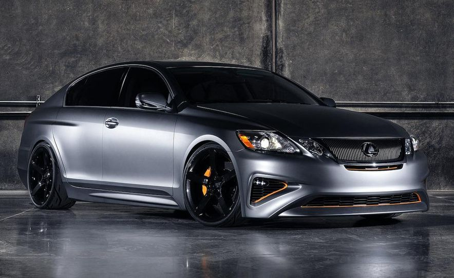 2009 Lexus Project GS by Five Axis - Slide 1