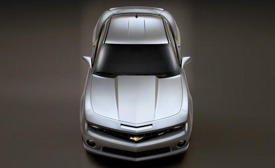 Chevrolet Camaro Dale Earnhardt, Jr. Concept - Slide 35