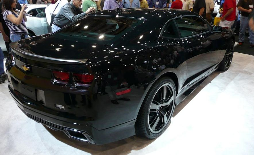 Chevrolet Camaro Dale Earnhardt, Jr. Concept - Slide 7