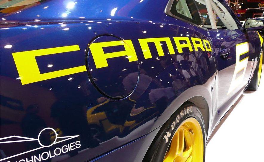 Chevrolet Camaro Dale Earnhardt, Jr. Concept - Slide 4