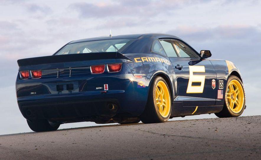 Chevrolet Camaro Dale Earnhardt, Jr. Concept - Slide 15