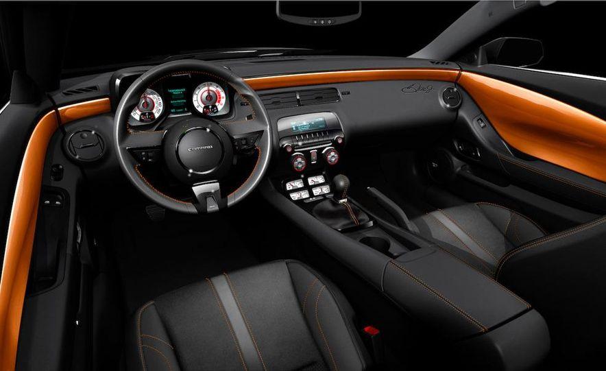 Chevrolet Camaro Dale Earnhardt, Jr. Concept - Slide 21