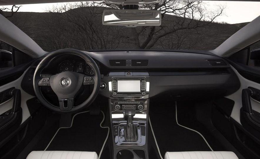 Volkswagen Performance CC concept - Slide 12