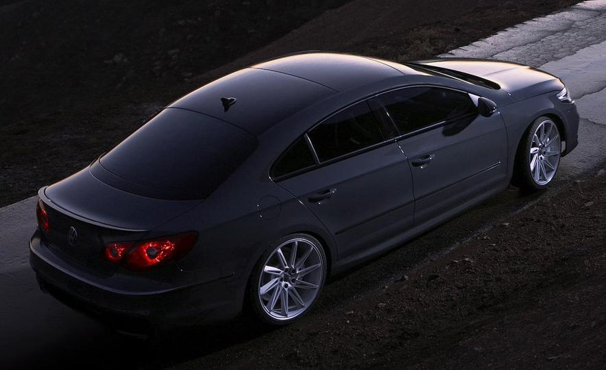 Volkswagen Performance CC concept - Slide 6