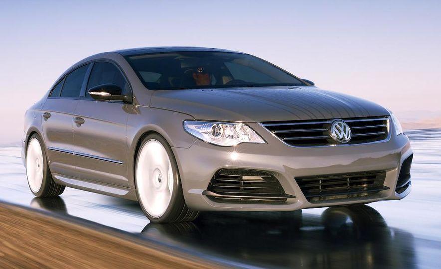 Volkswagen Performance CC concept - Slide 2