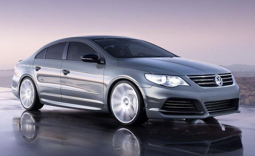 Volkswagen Performance CC concept - Slide 3