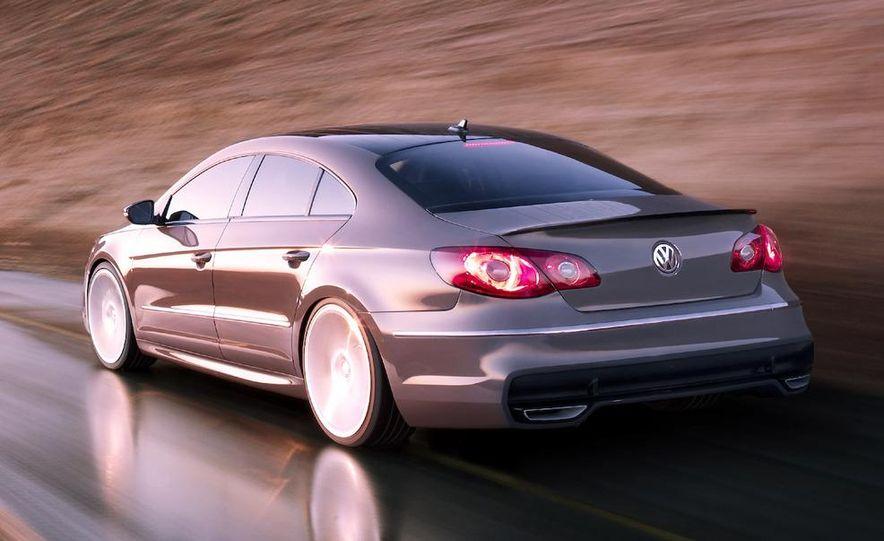 Volkswagen Performance CC concept - Slide 4