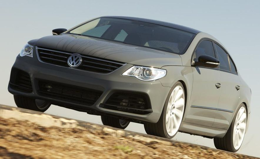 Volkswagen Performance CC concept - Slide 1