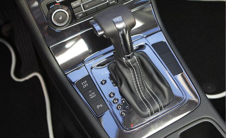 Volkswagen Performance CC concept - Slide 13