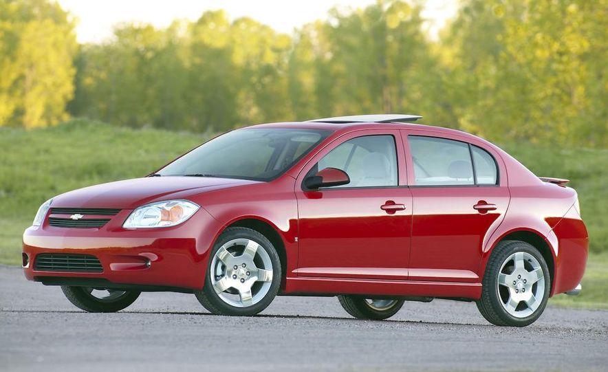 2009 Chevrolet Cobalt SS coupe - Slide 2