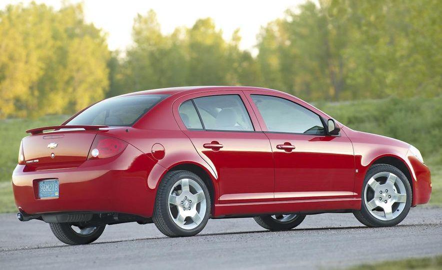 2009 Chevrolet Cobalt SS coupe - Slide 3
