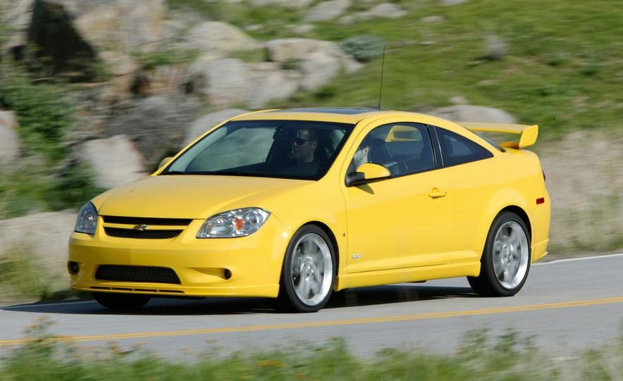 2009 Chevrolet Cobalt SS coupe - Slide 11