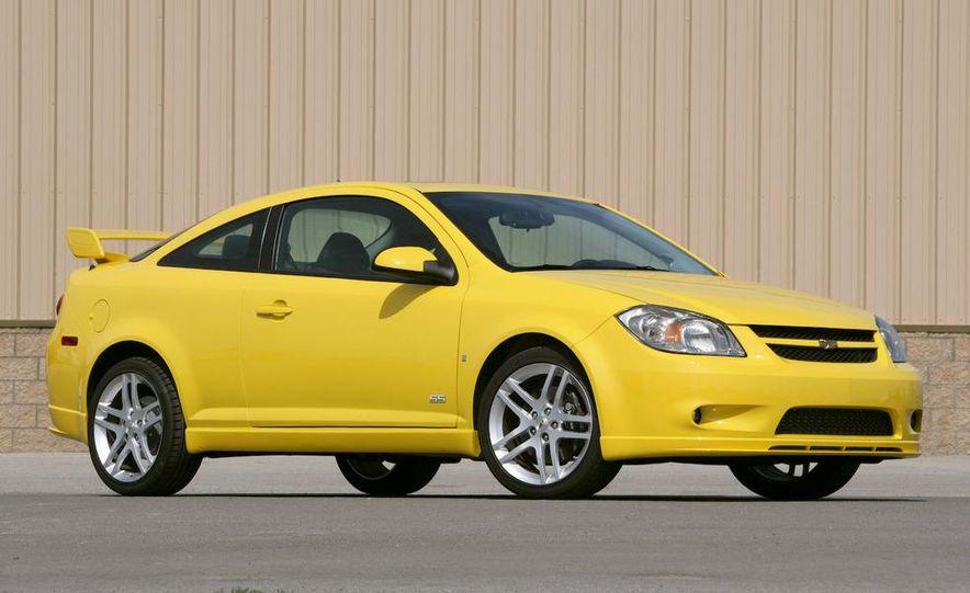 2009 Chevrolet Cobalt SS coupe - Slide 1