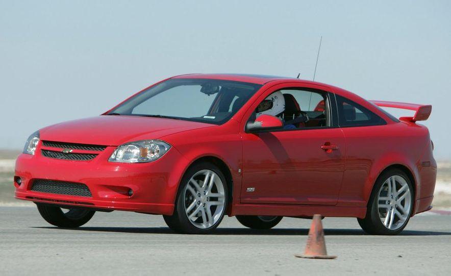 2009 Chevrolet Cobalt SS coupe - Slide 12