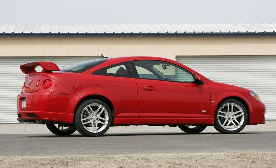 2009 Chevrolet Cobalt SS coupe - Slide 13