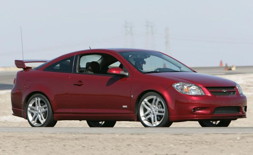2009 Chevrolet Cobalt SS coupe - Slide 14