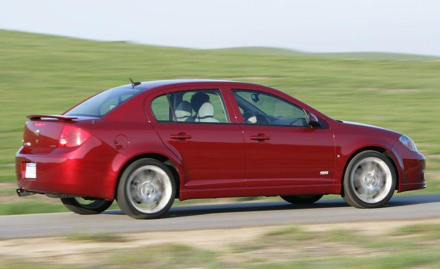2009 Chevrolet Cobalt SS coupe - Slide 4