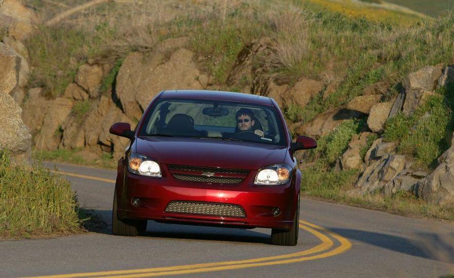 2009 Chevrolet Cobalt SS coupe - Slide 7